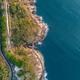 Aerial of coast and sea landscape - PhotoDune Item for Sale