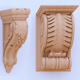 8 Decorative Corbels Collection 3D model