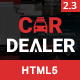 Car Dealer - The Best Car Dealer Automotive Responsive HTML5 Template - ThemeForest Item for Sale