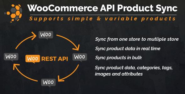 WooCommerce API Product Synchronisation - CodeCanyon Item for Sale