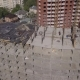 Aerial View of Buildings under Construction - VideoHive Item for Sale