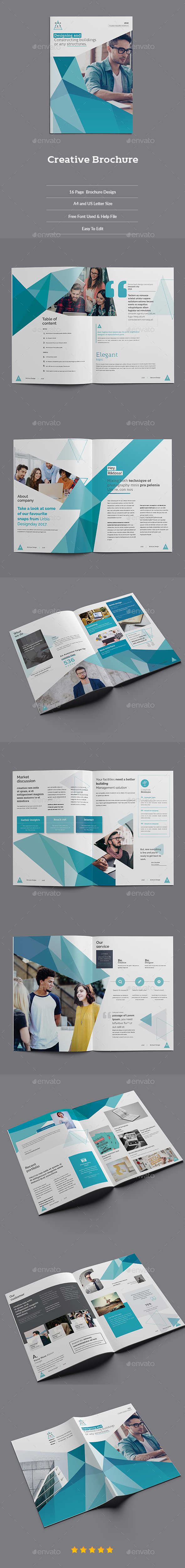 Creative Brochure - Corporate Brochures