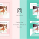 Fashion Social Media Instagram Banner - GraphicRiver Item for Sale