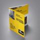 Corporate Squre Tri-Fold Brochure - GraphicRiver Item for Sale