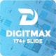 DigitMax Creative Google Slide Template