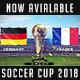 Soccer cup 2018 - VideoHive Item for Sale