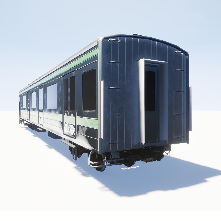 Commuter JR205