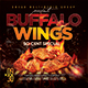 Buffalo Wings - GraphicRiver Item for Sale