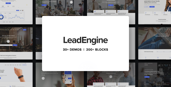 Top 37+ Best Landing Page WordPress Themes for 2019 18