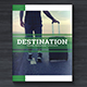 Destination - Travel Magazine - GraphicRiver Item for Sale