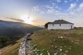 sunrise in Kastro village, Greece - PhotoDune Item for Sale