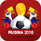Russia Soccer Cup 2018 Kit - GraphicRiver Item for Sale