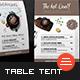 Restaurant Trifold Menu-Graphicriver中文最全的素材分享平台