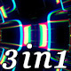 Minimal Techno - VJ Loop Pack (3in1) - VideoHive Item for Sale