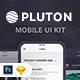 Pluton. Mobile UI Kit