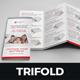 Product Sale Promotion Trifold Brochure v2 - GraphicRiver Item for Sale