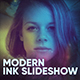 Modern Ink Slideshow - VideoHive Item for Sale