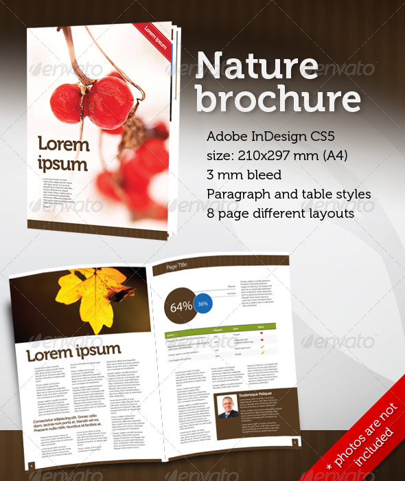 Nature brochure - Corporate Brochures
