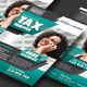 Tax Service - GraphicRiver Item for Sale