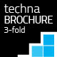 Techna 3-Fold Brochure - GraphicRiver Item for Sale