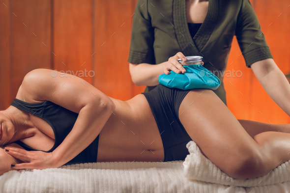 Hip Pain - Stock Photo - Images