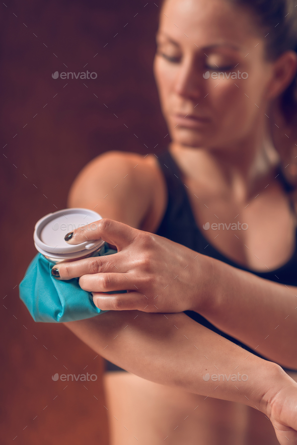 Elbow Pain - Stock Photo - Images