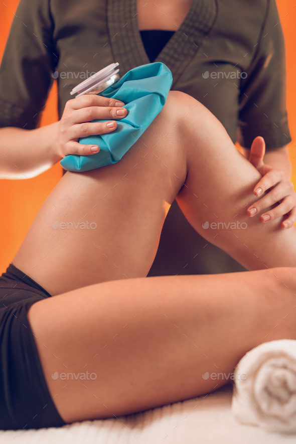 Knee Pain - Stock Photo - Images