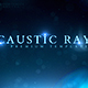 Caustic Rays Titles - VideoHive Item for Sale
