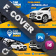 Car Wash Cover Templates - GraphicRiver Item for Sale
