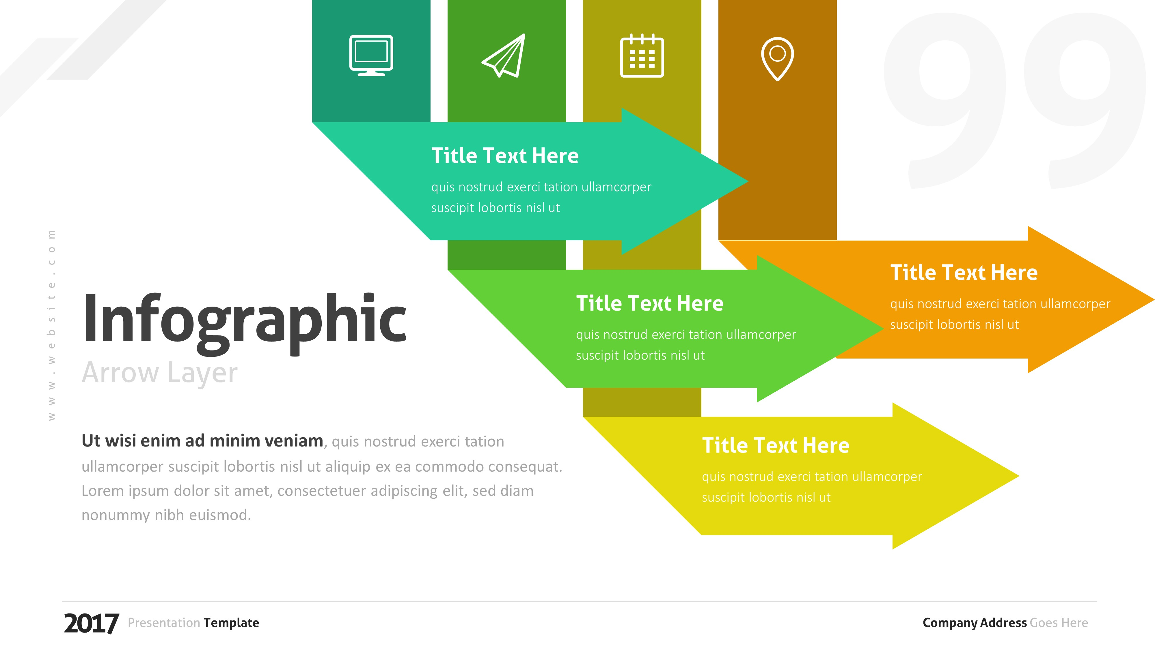 2017 project presentation template by brandearth