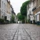 The Old Narrow Stone Street, Rainy London - VideoHive Item for Sale