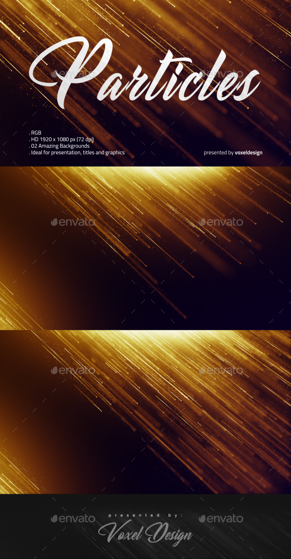 Falling Particles Backgrounds - Backgrounds Graphics