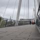 Pedestrian Bridge in London - VideoHive Item for Sale