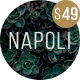 Photography Napoli | Photography WordPress for photography - ThemeForest Item for Sale