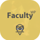 Faculty - Responsive Academic WordPress Theme - ThemeForest Item for Sale