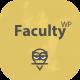 Faculty - Responsive Academic WordPress Theme - ThemeForest Item for Sale