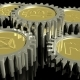 Cryptocurrency Gears Rotation - VideoHive Item for Sale