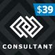 Consultant | WordPress Consultant - ThemeForest Item for Sale