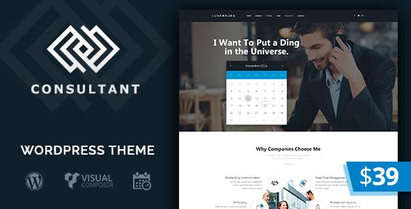 Consultant   WordPress Consultant - Business Corporate