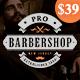 Barbershop Pro | Barbershop WordPress Barbershop