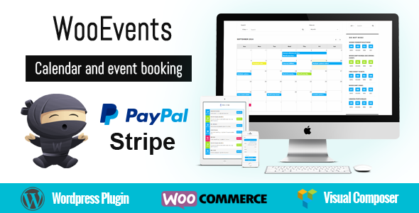 WooEvents - Calendar and Event Booking by Ex-Themes | CodeCanyon