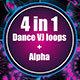 Dance VJ Loops - VideoHive Item for Sale