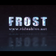 Frost Logo - VideoHive Item for Sale