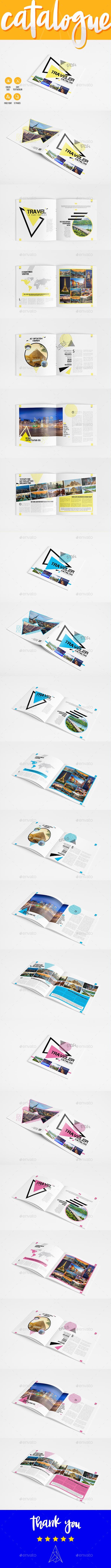 Traveler Catalogue - Catalogs Brochures