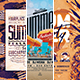 Summer Flyer/Poster Bundle - GraphicRiver Item for Sale