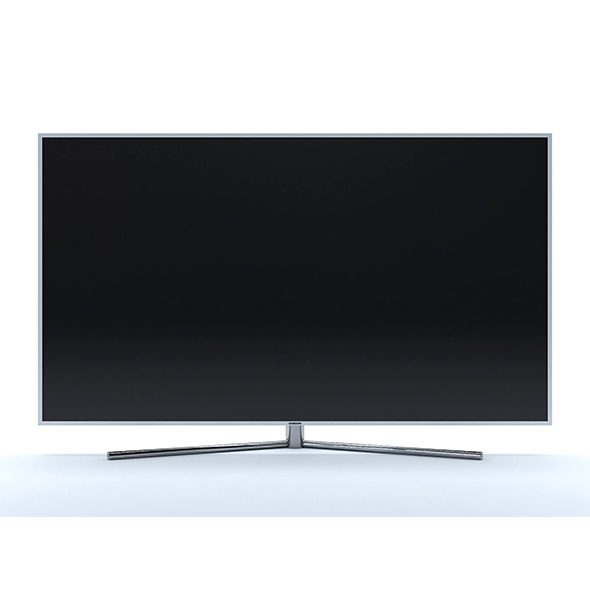 Samsung QLED TV - 3DOcean Item for Sale