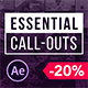 Essential Callouts Library - VideoHive Item for Sale