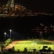 Night  View From Weehawken New Jersey To Manhattan Skyline - VideoHive Item for Sale