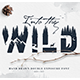 Into The Wild - Double Exposure Font - GraphicRiver Item for Sale