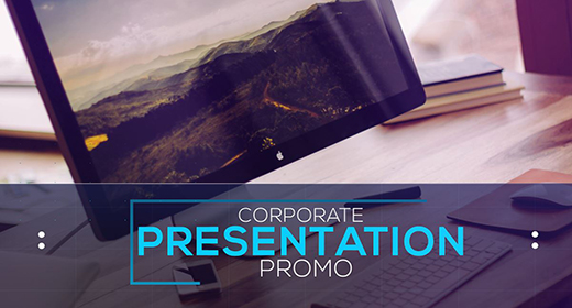 Corporate Presentation Promo
